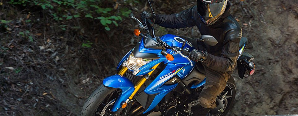 2016 Suzuki GSX-S1000 and GSX-S1000F first ride