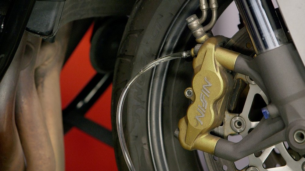 Video and tips: How to bleed your motorcycle brakes