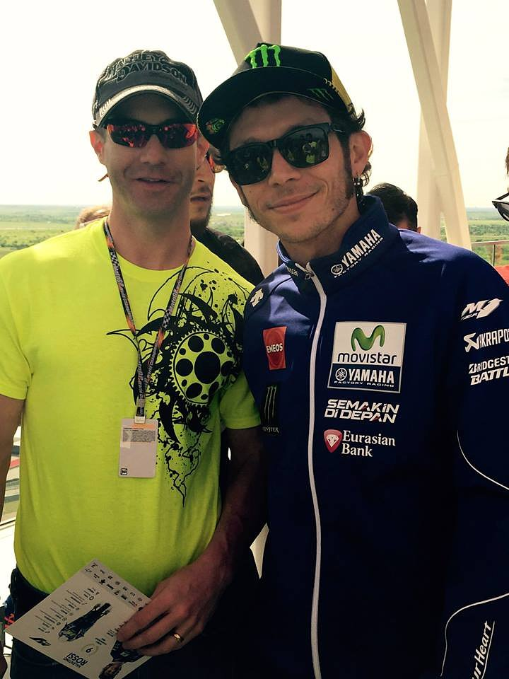 Rossi and Stan