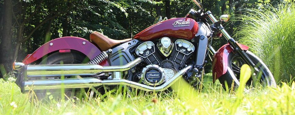 2015 Indian Scout review