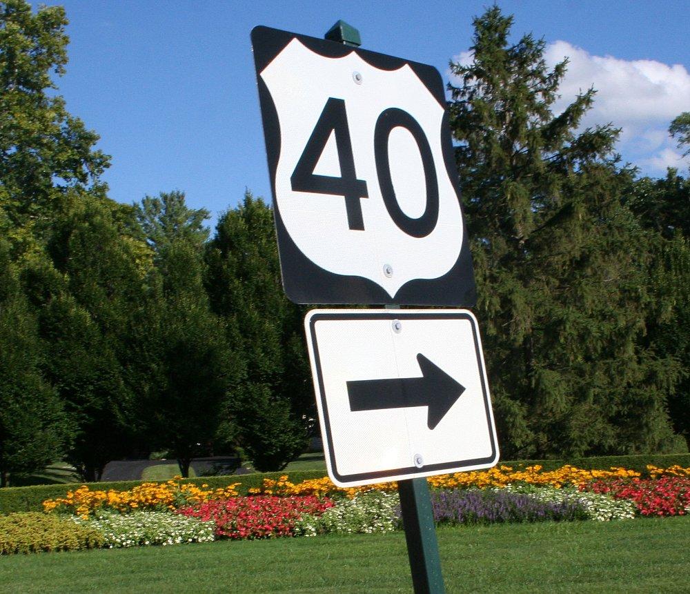 U.S. 40