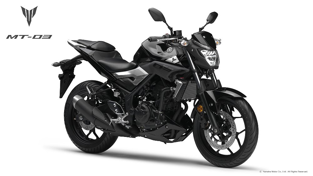 Yamaha's new petite naked revealed in Japan