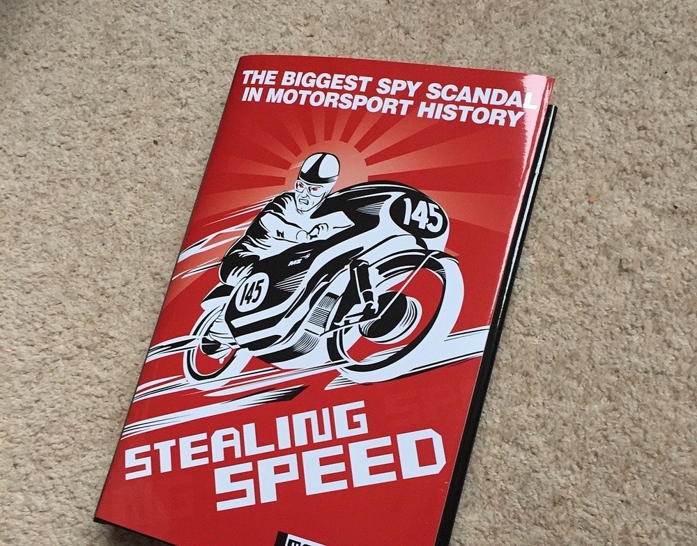 Stealing Speed to be reissued