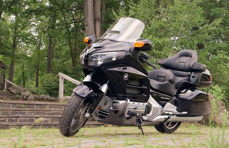 2015 Honda Gold Wing review
