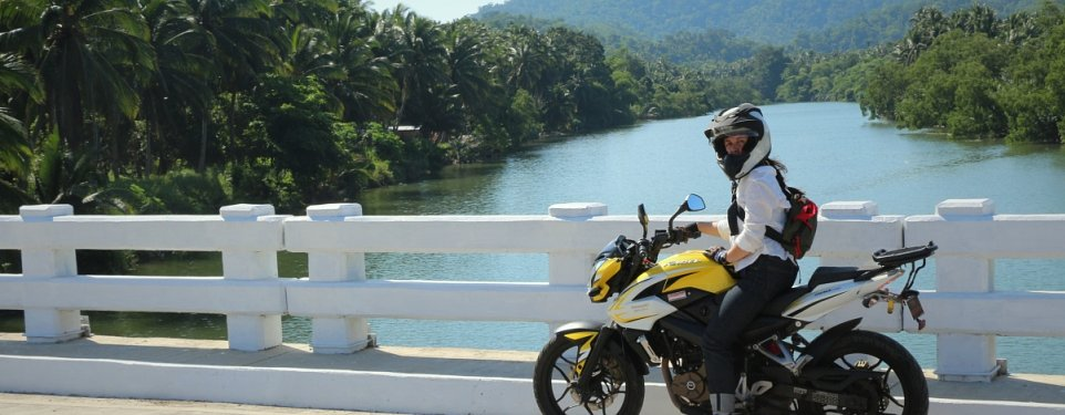 In the Philippines, every ride is an adventure