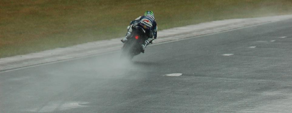 MotoAmerica finale: Timely rain tears up the script