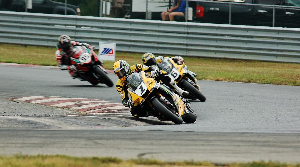 Superbike race one