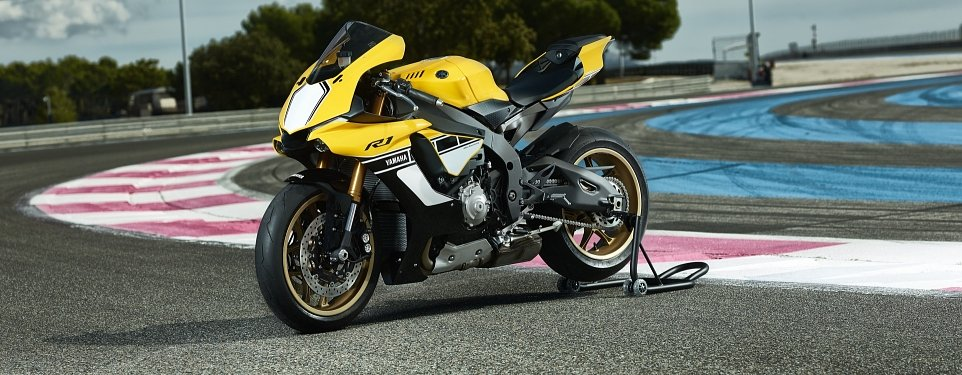 Yamaha, send us this motorcycle