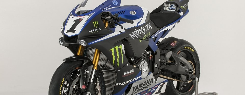 Yamaha YZF-R1 done with boot camp, goes into battle