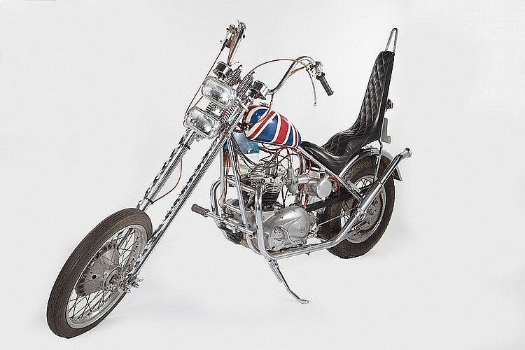John Bonham's Sunset Tripper chopper