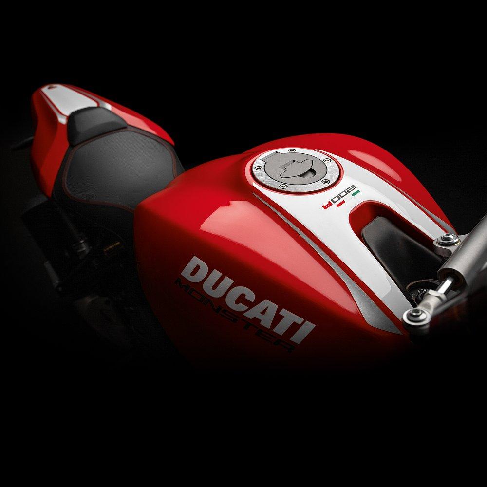 Ducati Monster Steering Stabilizer