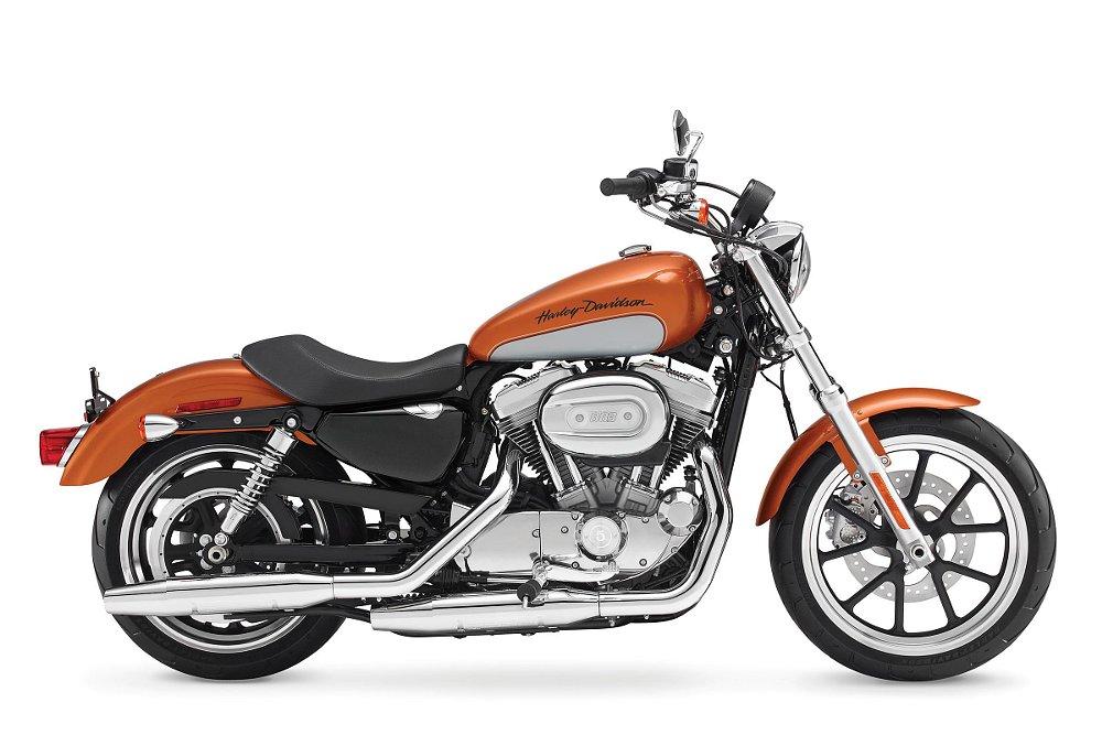 Harley-Davidson Sportster XL883L