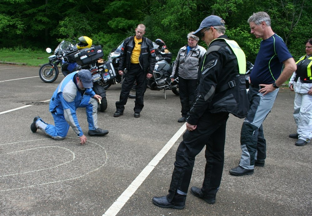 Stayin' Safe Motorcycle Training