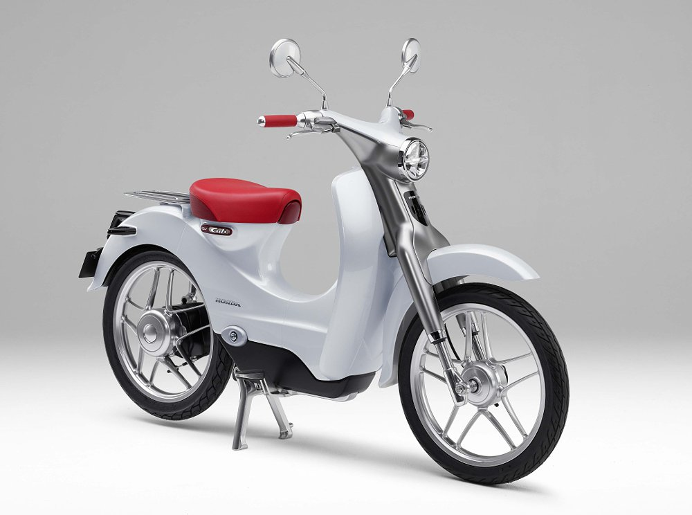 The Honda concept motorcycle that could be revolutionary