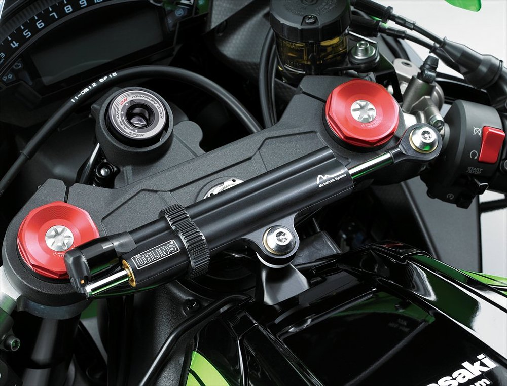 Kawasaki unveils 2016 ZX-10R with advanced electronics package