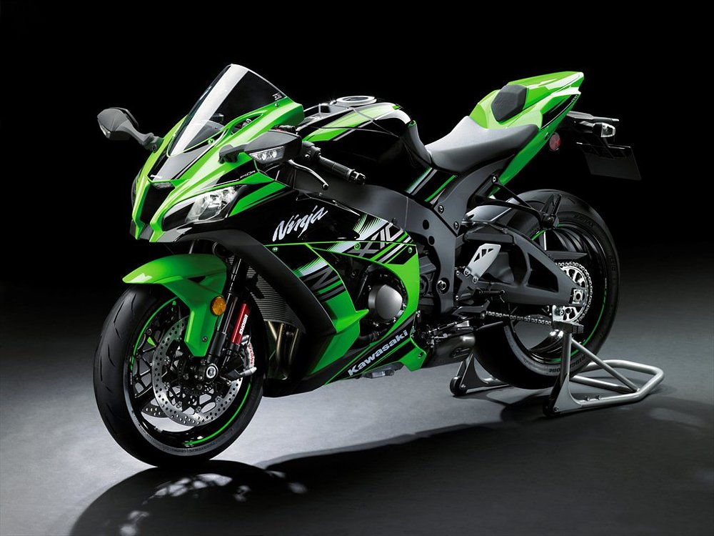 kawasaki unveils 2016 zx 10r with advanced electronics package revzilla. Black Bedroom Furniture Sets. Home Design Ideas