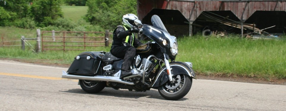 "Three lessons from the book ""Motorcycling the Right Way"""