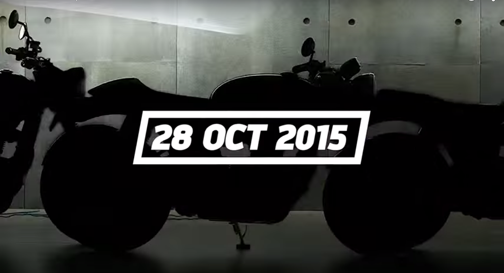 Teaser video for the new Bonneville? Haven't we seen that already?