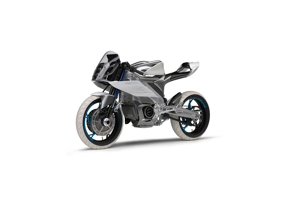 Yamaha brings another electric concept bike to the Tokyo Motor Show