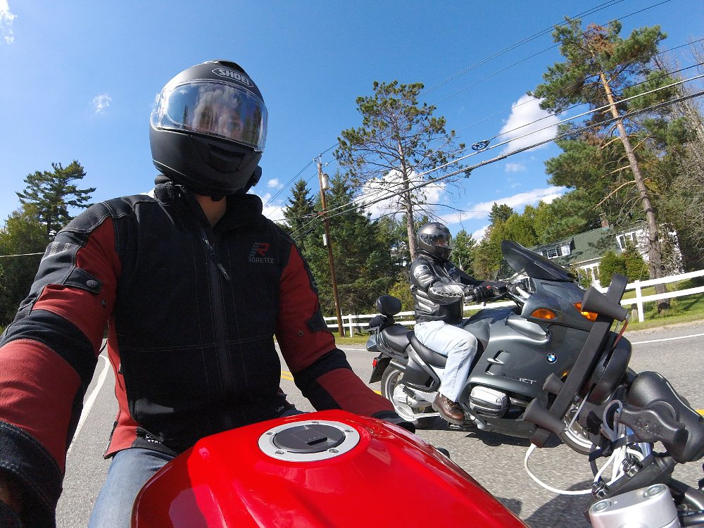 riding photo
