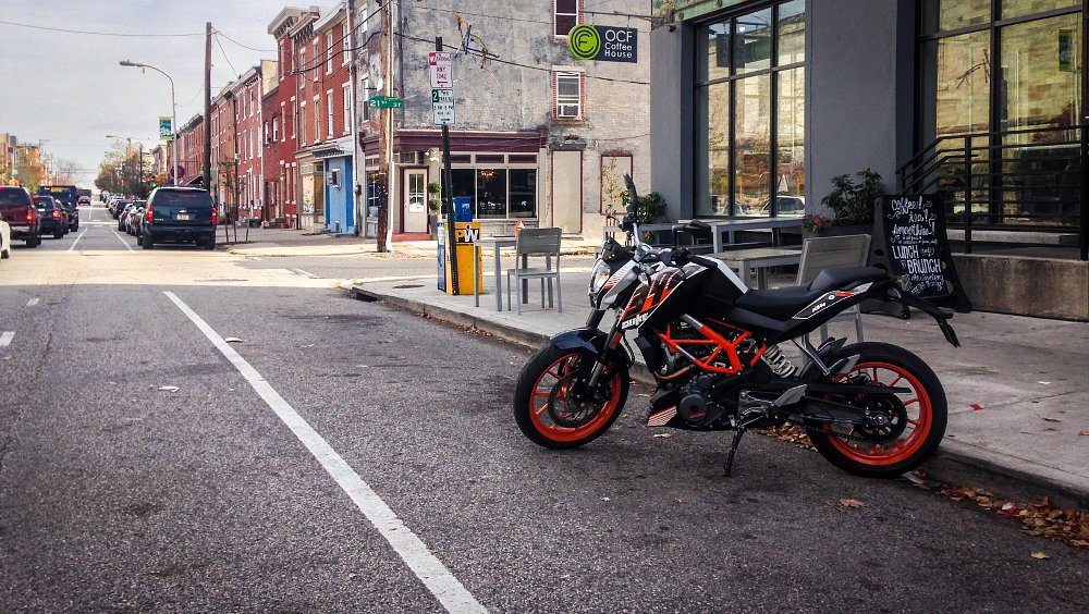 2015 KTM 390 Duke Review