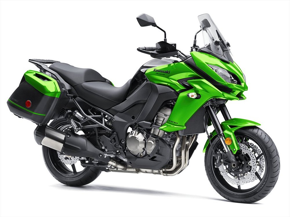 2015 kawasaki versys 1000 lt review revzilla. Black Bedroom Furniture Sets. Home Design Ideas