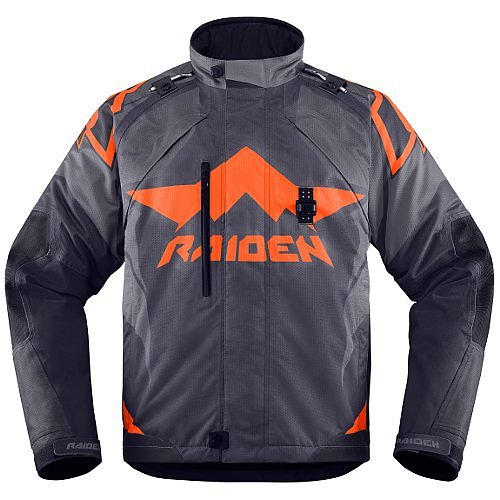 Icon Raiden DKR jacket