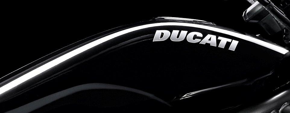EICMA 2015: Ducati XDiavel