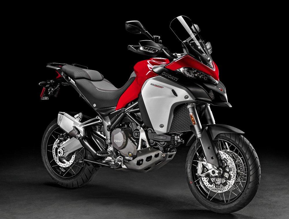 Ducati Adventure Bike