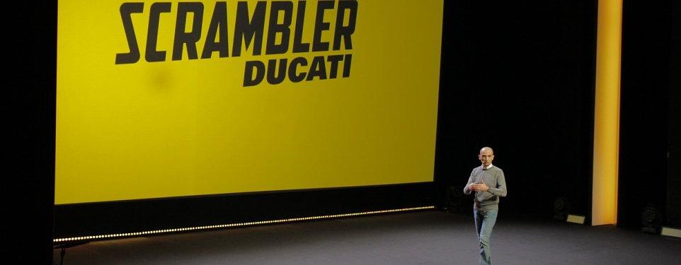 EICMA 2015: Scrambler Sixty2 and Flat Track Pro
