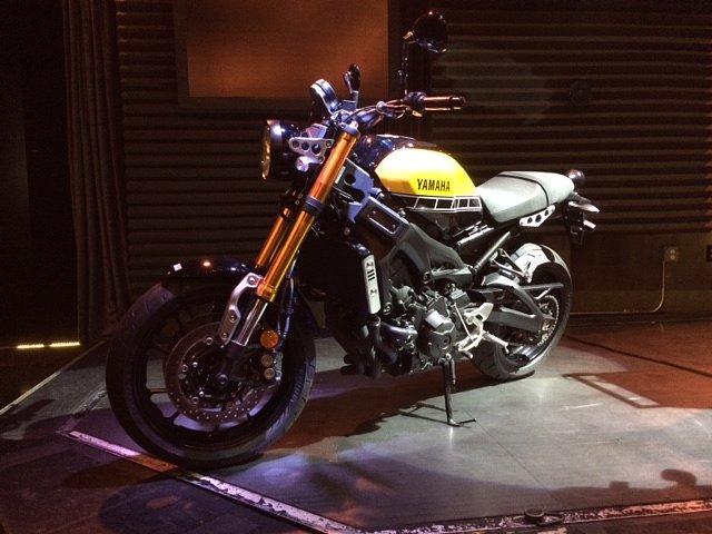 anniversary edition Yamaha XSR900