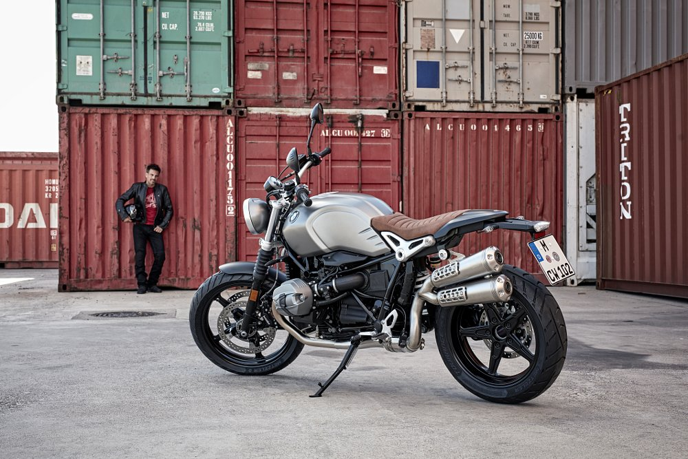EICMA 2015: BMW R nineT Scrambler Is official