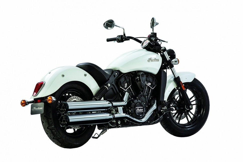 EICMA 2015: Indian Scout Sixty