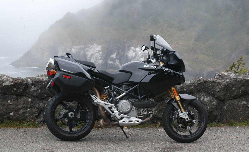 original Ducati Multistrada