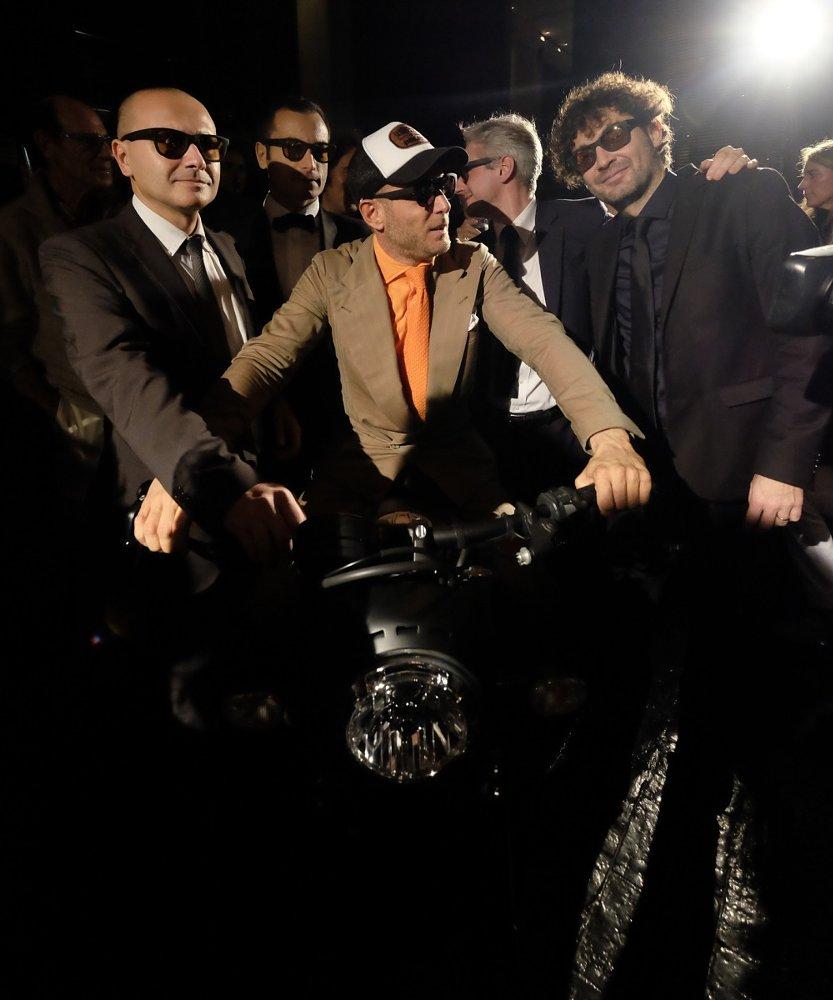 Ducati Scrambler Italia Independent unveiling