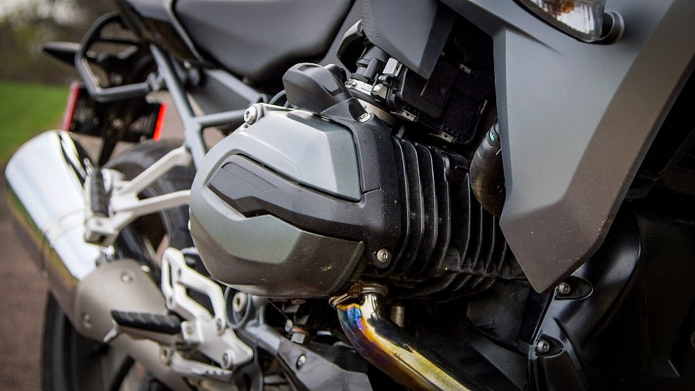 BMW R 1200 RS Boxer Twin