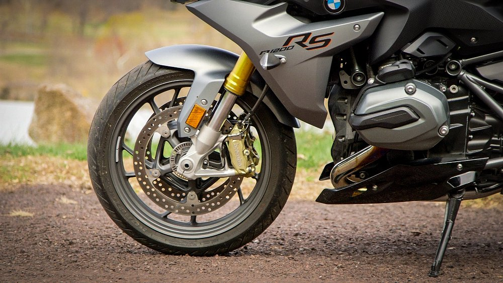 BMW R 1200 RS Brembo Brakes