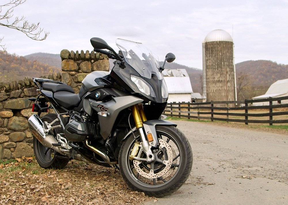 2016 Bmw R 1200 Rs Review Revzilla