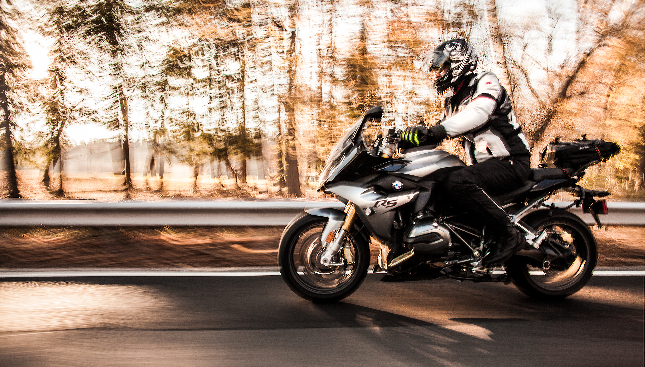 2016 BMW R 1200 RS review - RevZilla