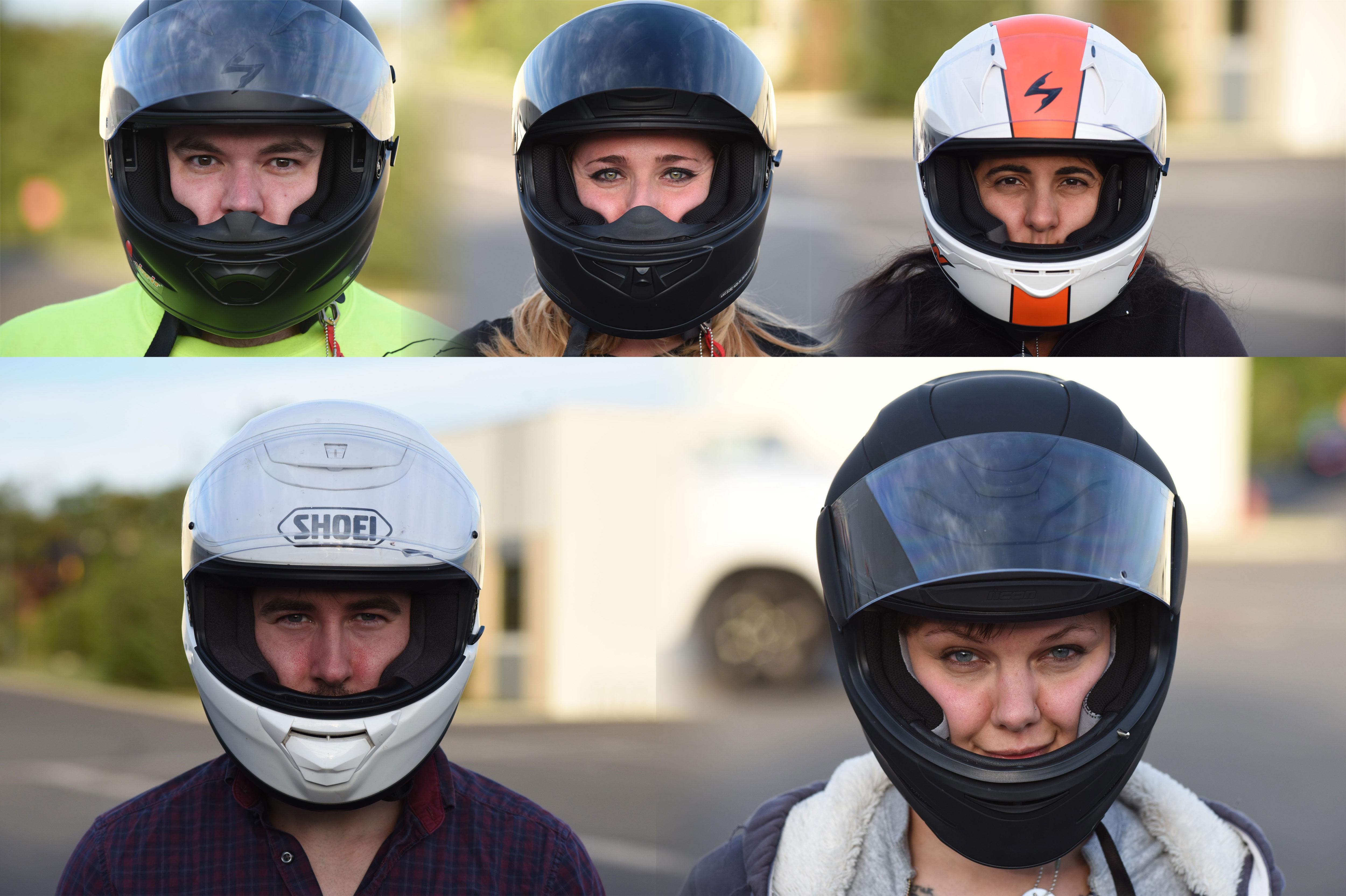 f69cf6f1416 Motorcycle Helmet Fitment 101 - RevZilla