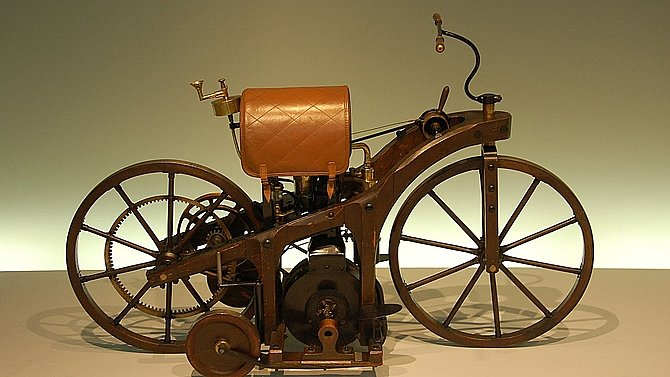 Daimler replica