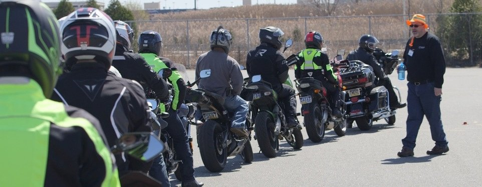 Motorcycle training: A guide to learning to ride