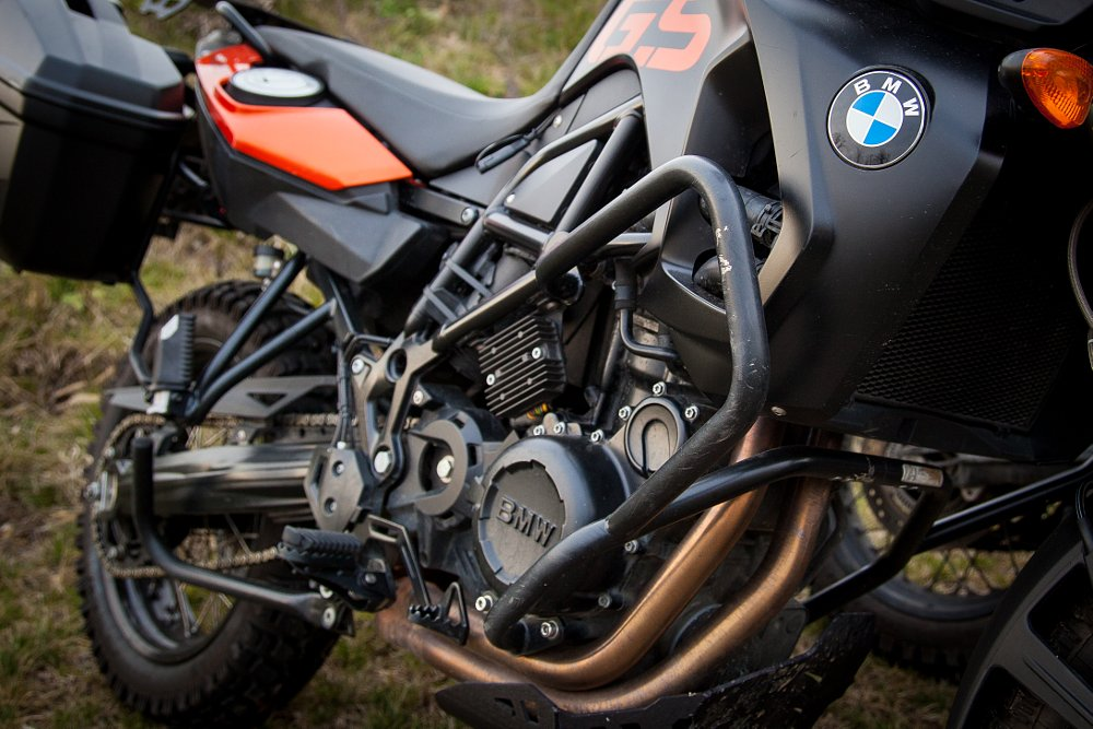 BMW F 800 GS AltRider Crash Bars