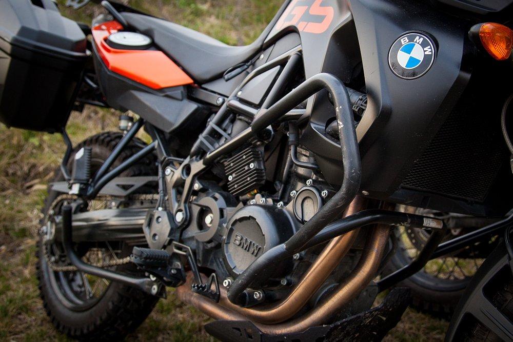 BMW F 800 GS AltRider Crash Bars