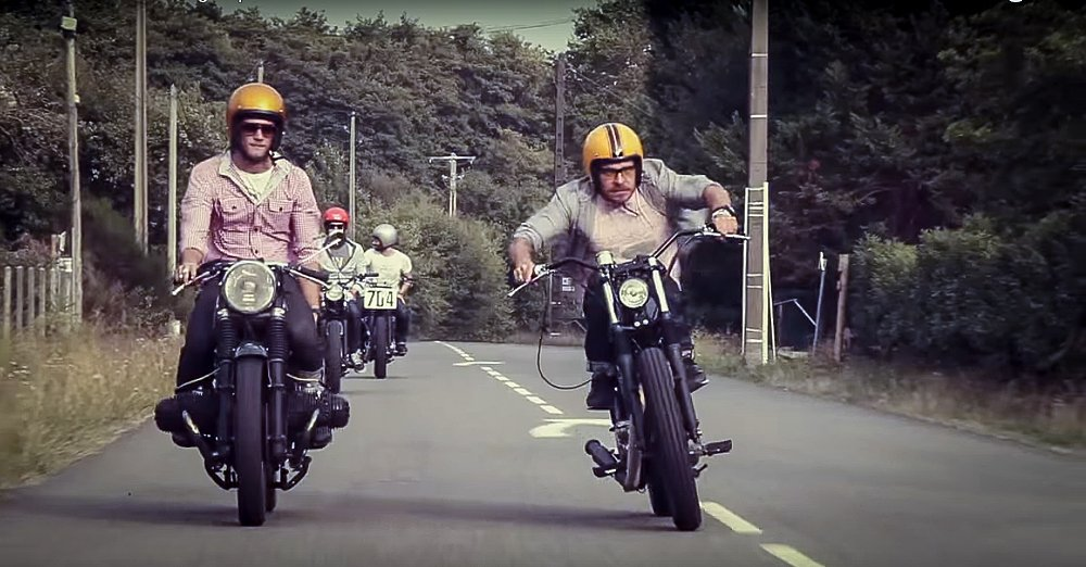 Riding September: Bikes, music, film, friendships