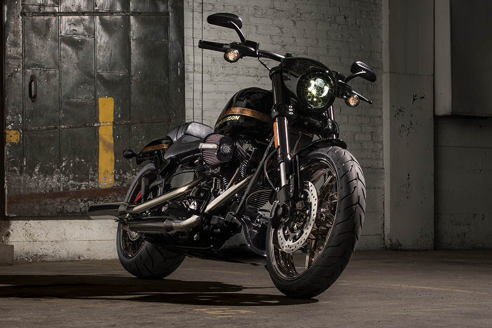 Harley Drops 2016 Cvo Pro Street Breakout And Low Rider S