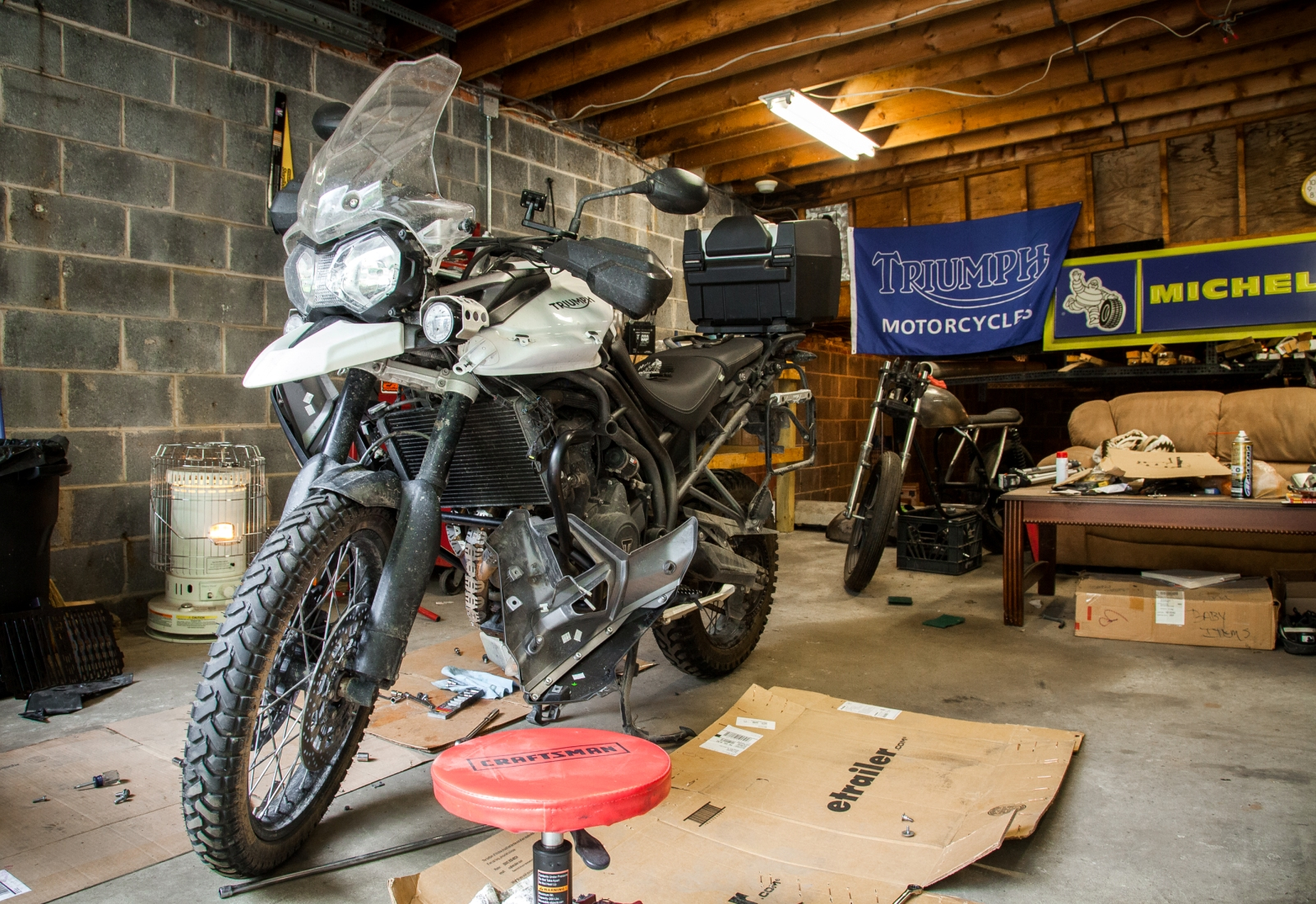 Garage follies: Confessions of repairs gone awry - RevZilla