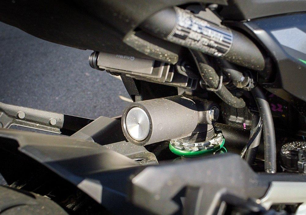 Kawasaki Z800 Rear Shock