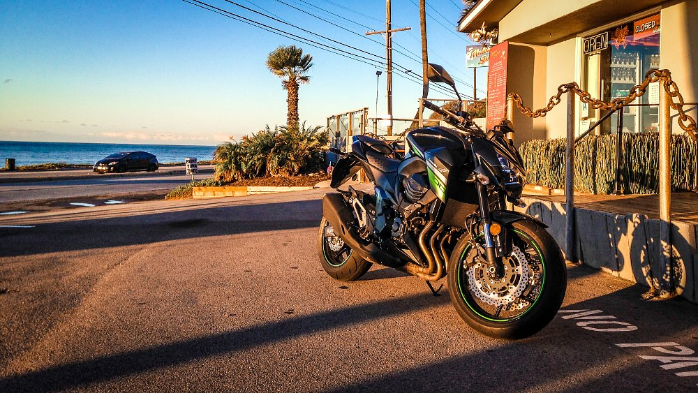 2016 Kawasaki Z800 Review