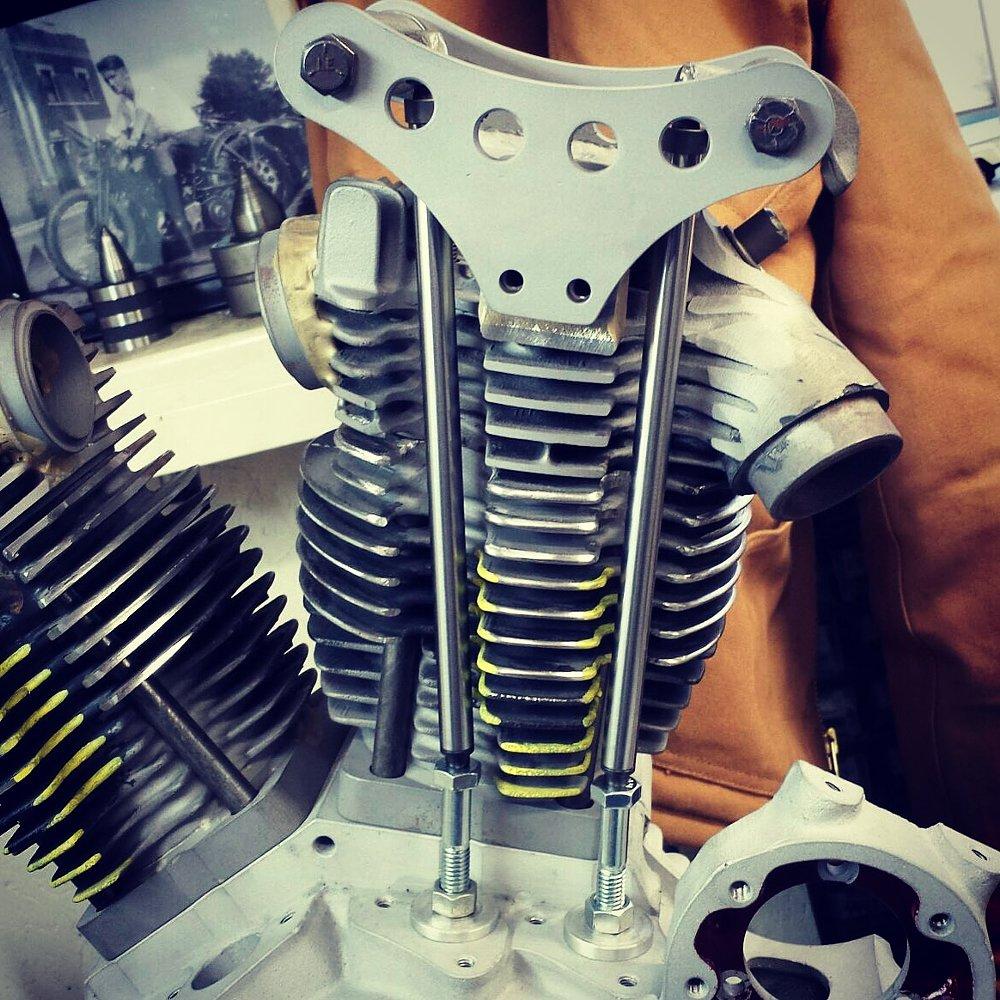 Magnum 45 engine